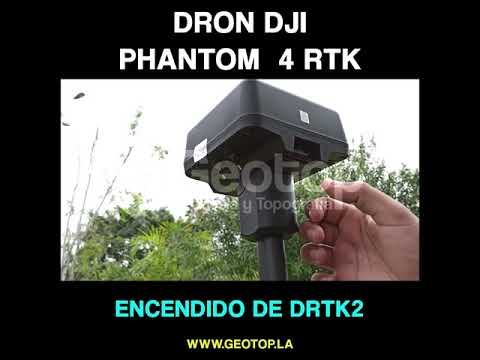 6 Encendido de DRTK2