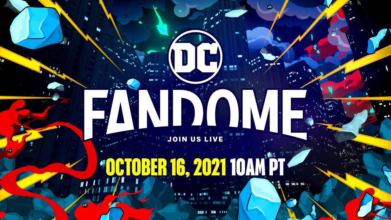 Download DC FanDome 2021