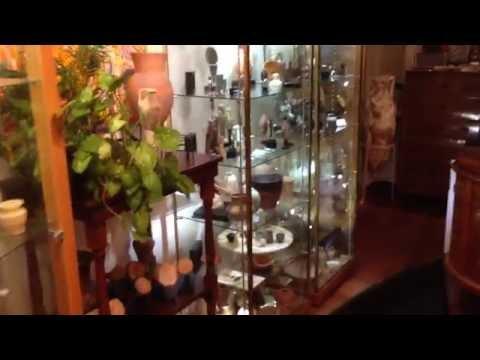Georgetown Antiquities Shop, DC