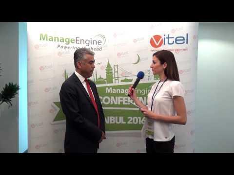 Nano Grup Yusuf Karakuş & ManageEngine Röportajı - 2016