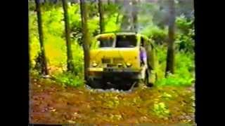 Tatra 805-marná snaha