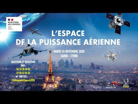 Copie de Colloque armée de l'Air et de l'Espace 2020