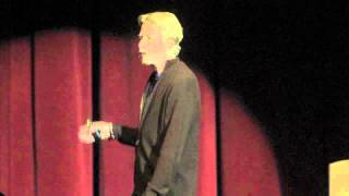 Dancing on air | Adam Young | TEDxRiverside