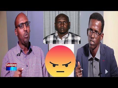 Gudoomiyaha Ururka suxufiyinta Somaliland oo wax laga waydiiyey Arimaha Coldoon U maqan yahay!!