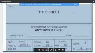 Learning BIM 360 Docs – Pt. 3 Uploading PDF Plan Sheets