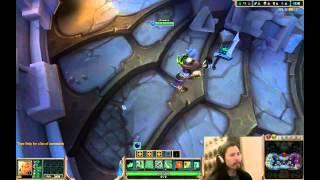 League of Legends Seizure Glitch - Post Vi Balance Patch Spotlight