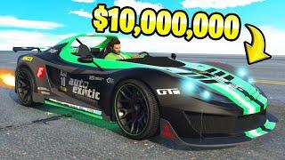 *NEW* FASTEST $10,000,000 SUPERCAR DLC In GTA 5!