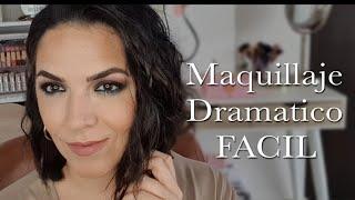 Maquillaje del video de OUTFITS    Super Glam y Super Fácil 🖤
