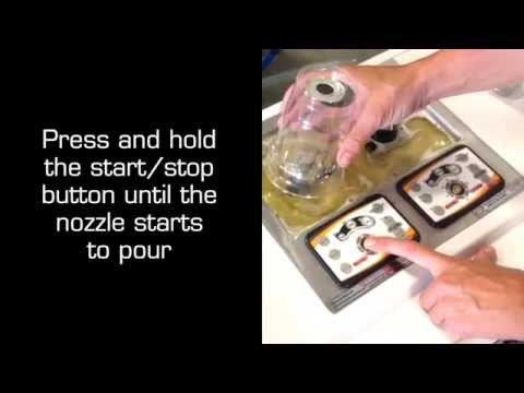 How To Clean Beer Lines that use the Bottoms Up Draft Beer System