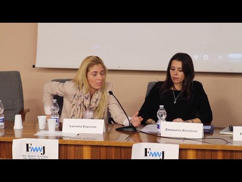 Esposito, Bonchino, Gernini - FORUM GIORNALISTE DEL MEDITERRANEO 2016