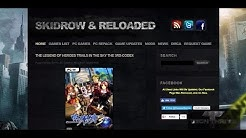 ( Part 1) How To Download & Play PC Games From Skidrow & Reloaded Games.