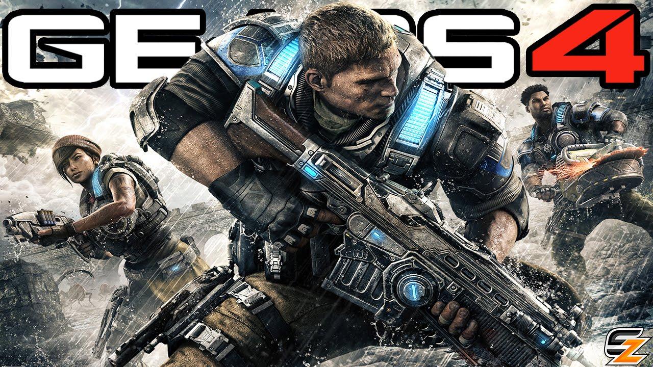 Gears of war 4 release date in Sydney