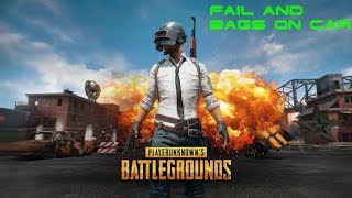 PUBG - Funny Moments FAILS & BAGS (PlayerUnknown's Battlegrounds)