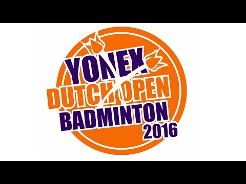 Magee / Magee vs Stipsits / Zirnwald (MD, R32) - Yonex Dutch Open 2016