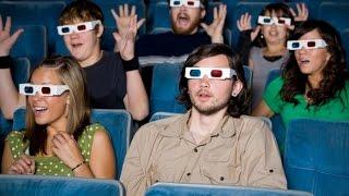 Как смотреть 3Д фильм на компьютере. 3Д на компьютере.