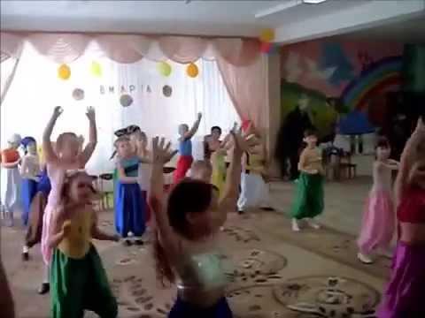 Дети танцуют для мам wmv