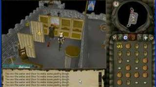 how to make pie shells fast in runescape