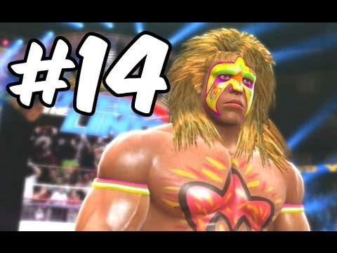 WWE 2K14 | Universe Mode - 'OVER THE LIMIT PPV!' | #14