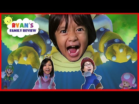 Thumbnail: Mario Party 10 Family Fun Party Board Game! Let's play with Ryan's Family Review