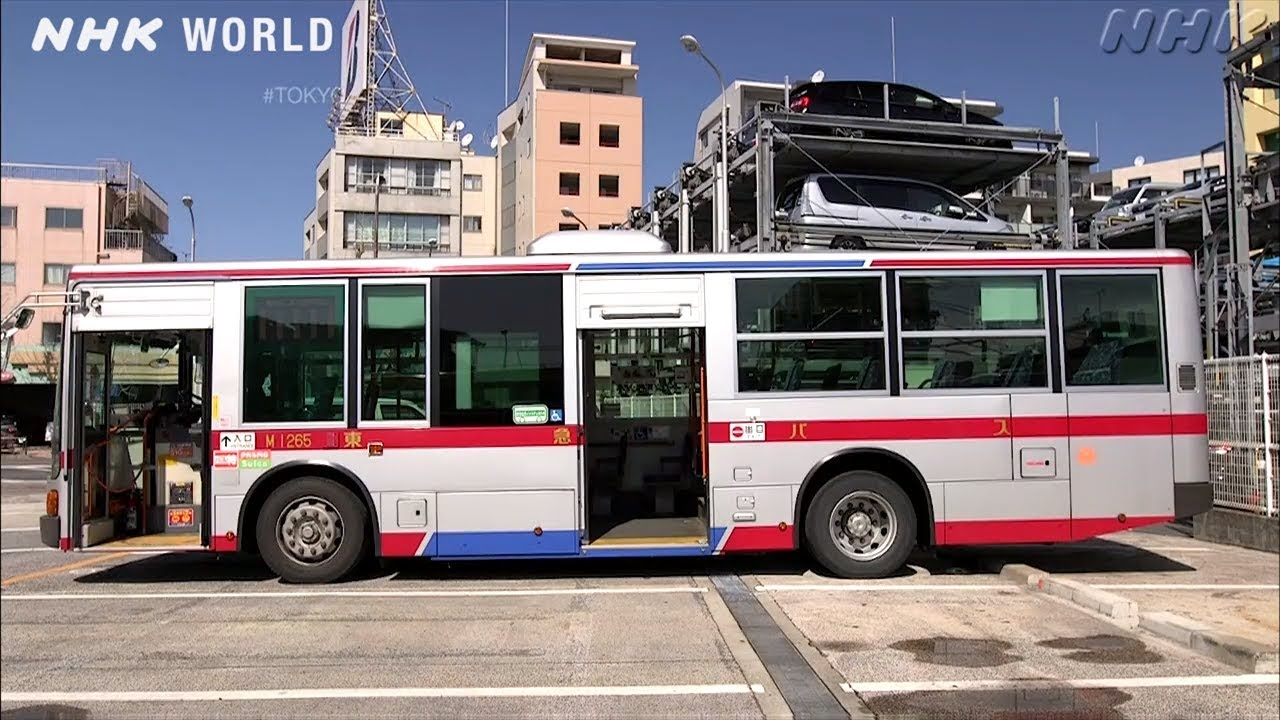 Photo of Got a Ticket to Ride? [Buses] – #TOKYO [Japan] – video