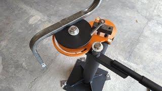Video Curvadora de Metalon - Teste 20 x 30 mm - Parte 2 - Square Tube Bending Machine download MP3, 3GP, MP4, WEBM, AVI, FLV Agustus 2018