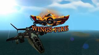 Wings on Fire Gameplay - JUST ANOTHER FLYING GAME! screenshot 2