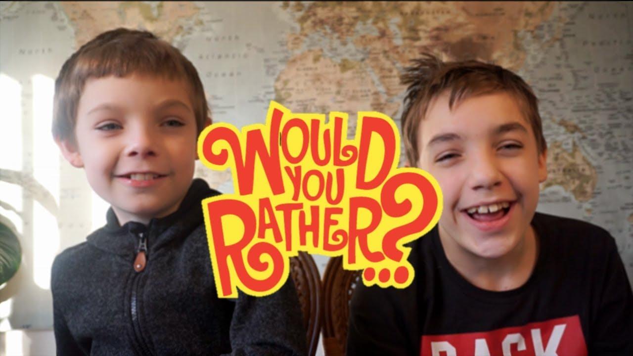 HVAD VILLE DU HELST? - YouTube