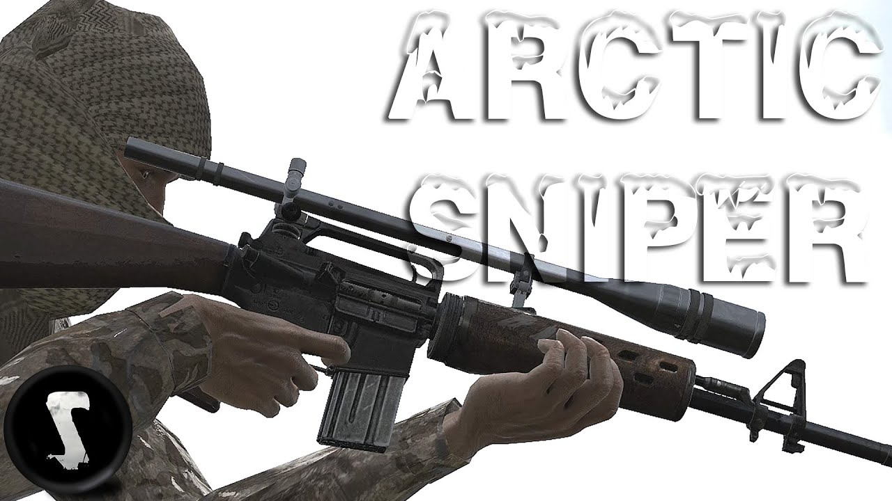 ARCTIC SNIPER! - (Arma 3 : Breaking Point Mod) Ep 1