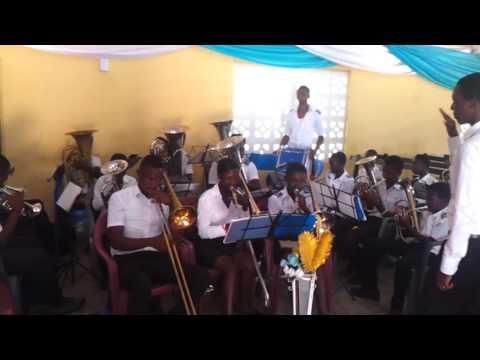 Somanya Staff Band-Ghana(Salvation Army)..HYFRODOL