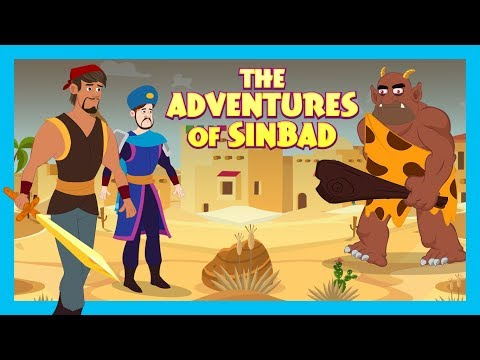 THE ADVENTURES OF SINDBAD   STORIES FOR KIDS   KIDS HUT   MORAL STORIES