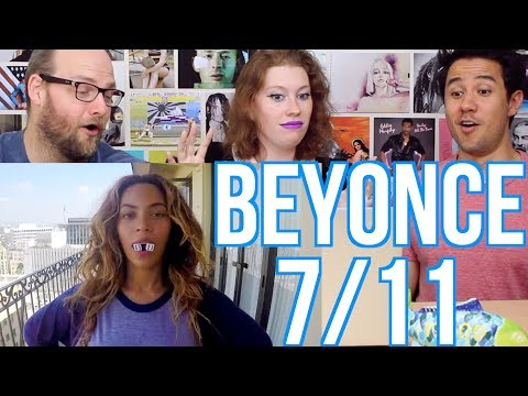 BEYONCE -  7/11 - Music Video - REACTION