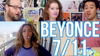 BEYONCE -  7/11 - Music Video - REACTION