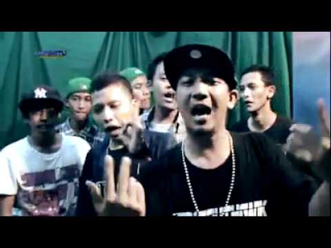 B'SouthGank-Hip Hop Aing (HipHop Rangkasbitung Banten)