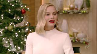 Margot Robbie Talks About the First Time She Met Ryan