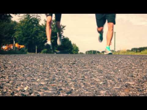 Try to triatlon: Rik gaat lopen