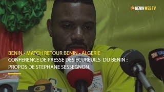 Bénin - Match retour  Bénin - Algérie :  Stéphane Sessegnon promet un beau match