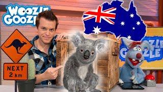 Wie groß ist Australien? l WOOZLE GOOZLE