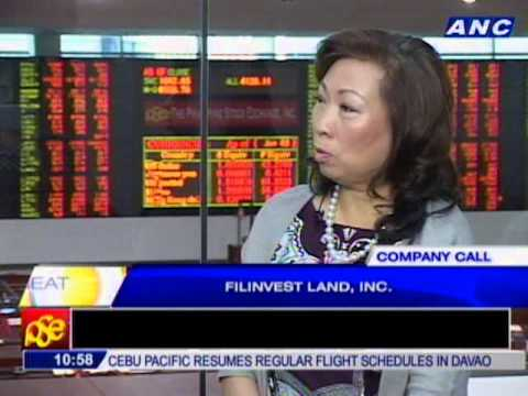Company Call: Filinvest Land