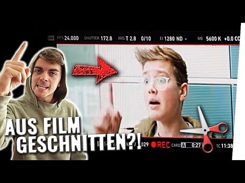 HEYMORITZ wird aus dem KINOFILM rausgeschnitten!!!