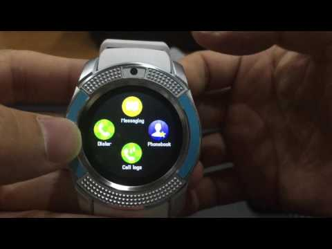 Smartwatch v8 clock faces tagged Clips and Videos ordered by