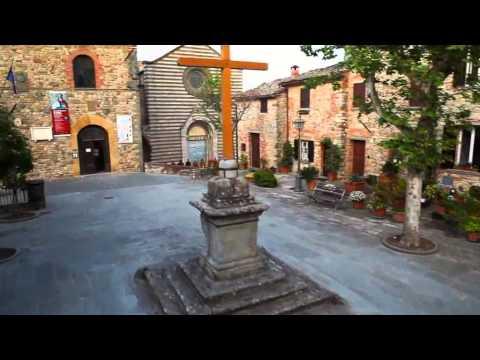 La città incantata di Lucignano