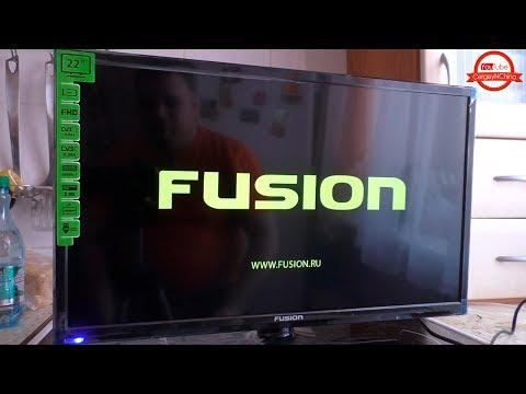 Как настроить телевизор fusion
