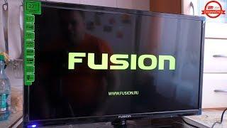 lCD телевизор Fusion FLTV-40K120T обзор