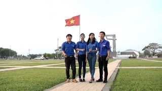 Hành Trình Bài Ca Sinh Viên   Trường Cao Đẳng Nghề Ninh Thuận  Dấu Chân Phía Trước