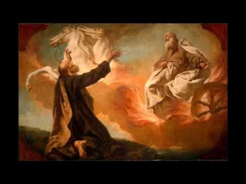"""Is Not His Word Like A Fire"" from Mendelssohn's Elijah"