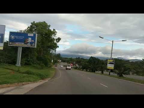 Christmas Pass from Rusape into Mutare Zimbabwe 2018