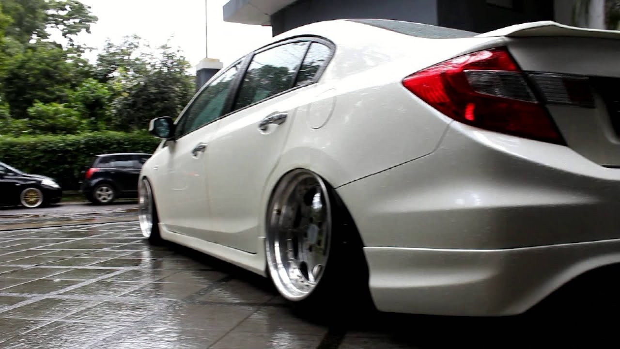 stanced honda civic 9th gen fb2 doovi. Black Bedroom Furniture Sets. Home Design Ideas