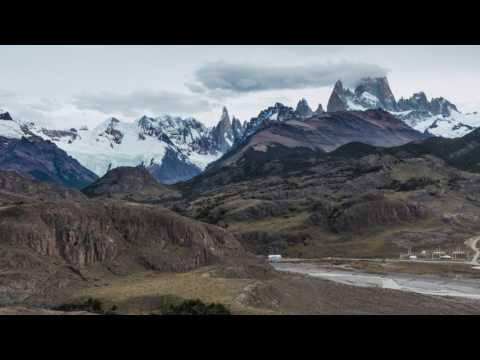 Patagonia Time-lapse sequences 2017