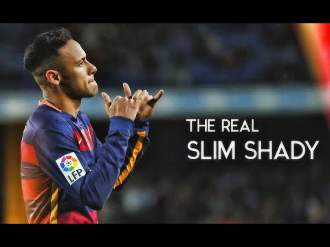 Neymar Jr ► The Real Slim Shady ● Best Skills | نيمار ● افضل المهارات | FULL HD