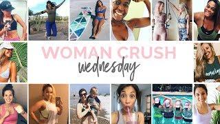 Empowering, Gorgeous Bombshells #WomanCrushWednesday